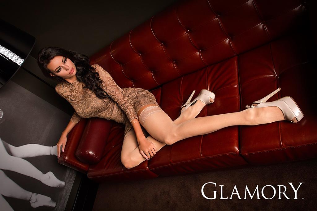 Glamory-Strumpfhosen